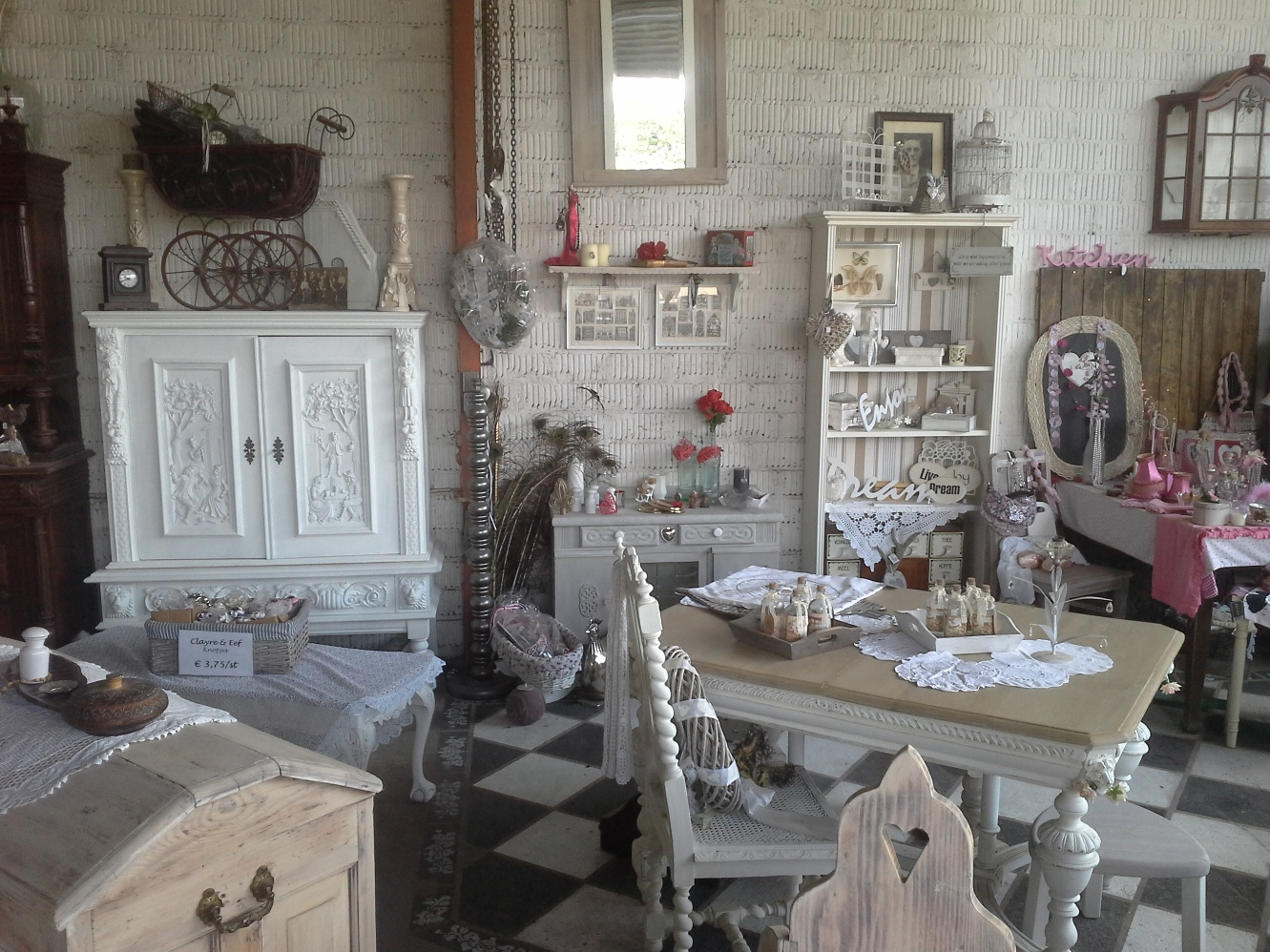 Shabby Chic Look Shabby Chic And Brocante