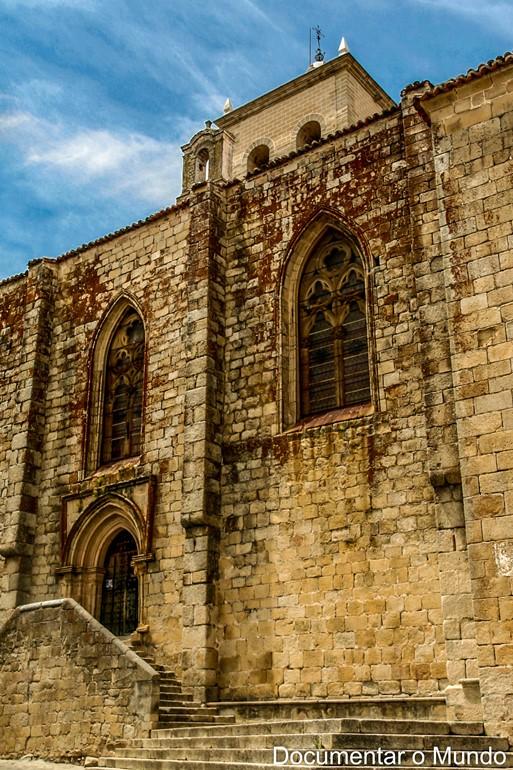 Iglesia de Santa María la Mayor; Trujillo
