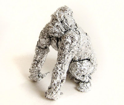 Creative Tinfoil Designs and Creations (15) 7