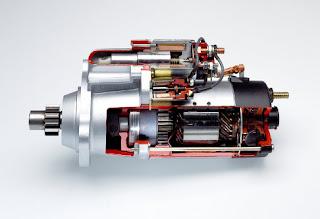 Electromotor (Demaror)