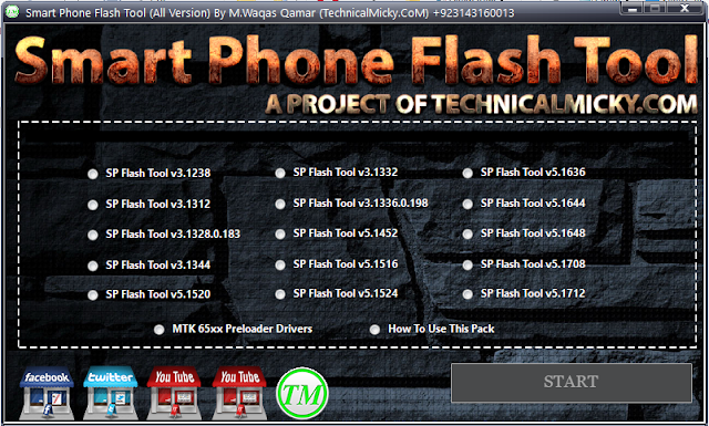 Smart Phone Flash Tool Pack Free Download