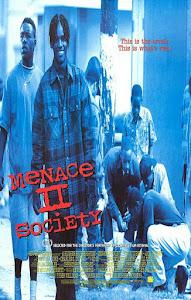Menace II Society Poster