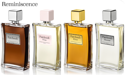 Gamme de Parfums Reminiscence