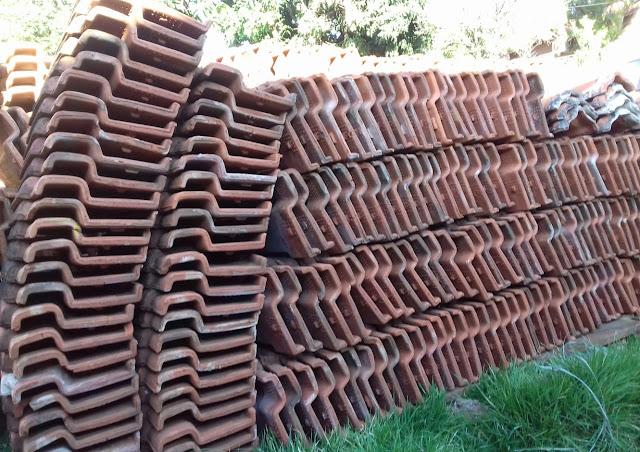 Classificados Catugi:Vende-se telhas romanas