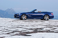 2012 Mercedes Benz SL65 AMG R231 Official Press Image V12 BiTurbo 6.0 Liter Litre 620hp 630hp 1000Nm torque