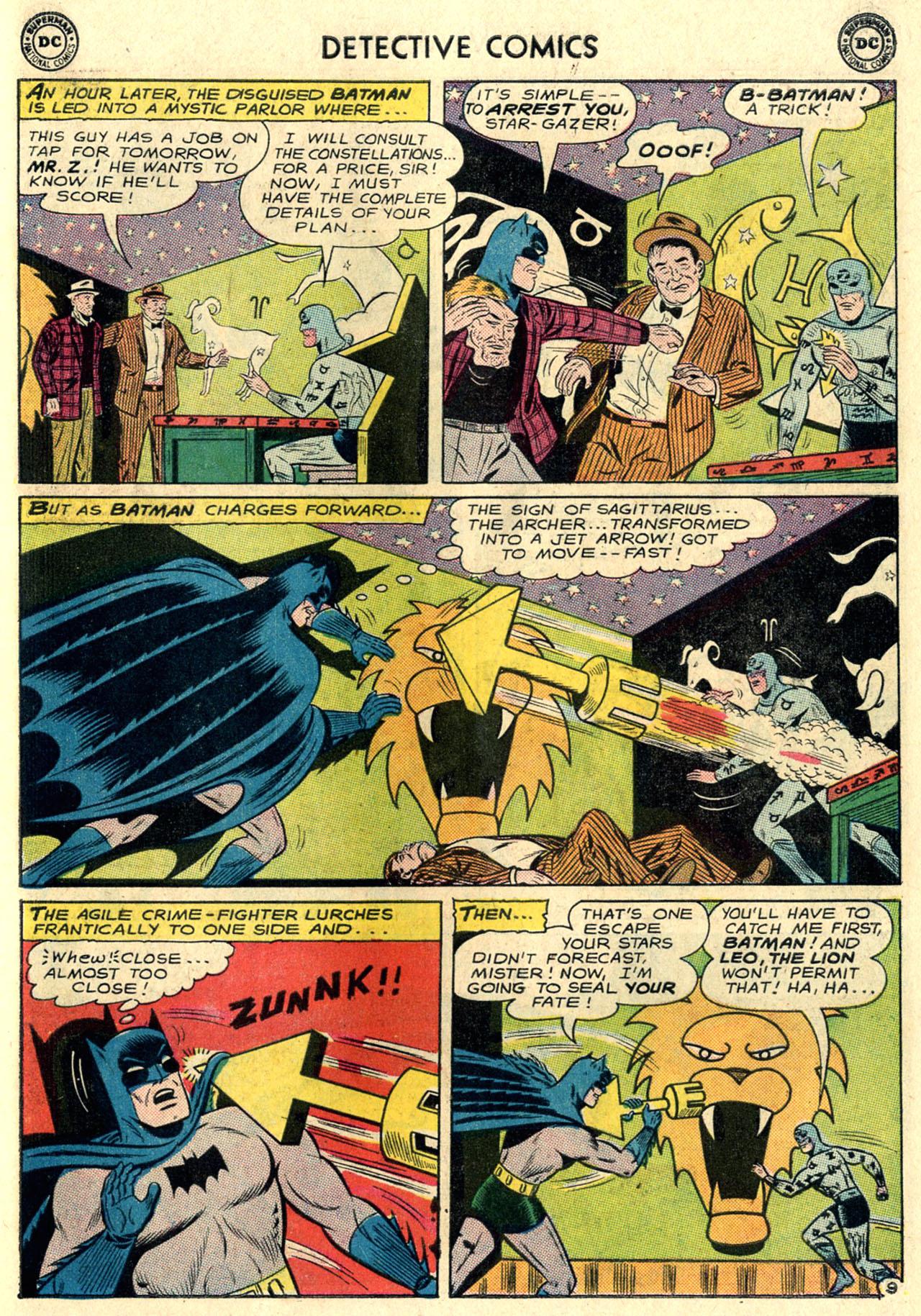 Detective Comics (1937) 323 Page 10
