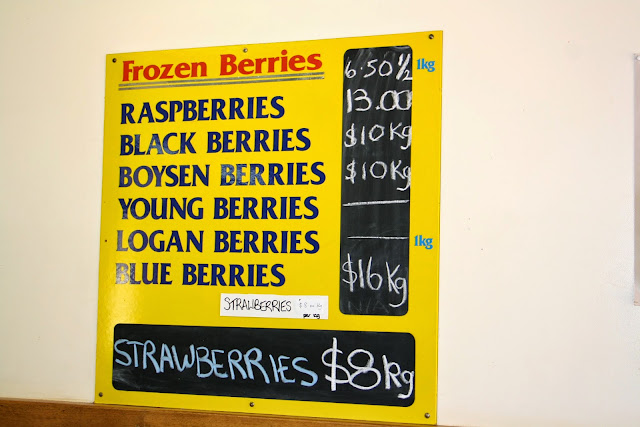 Blue Hills Berry Farm