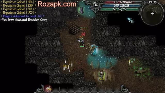 9th Dawn II 2 RPG Paid Apk v1.51 Latest Version For Android