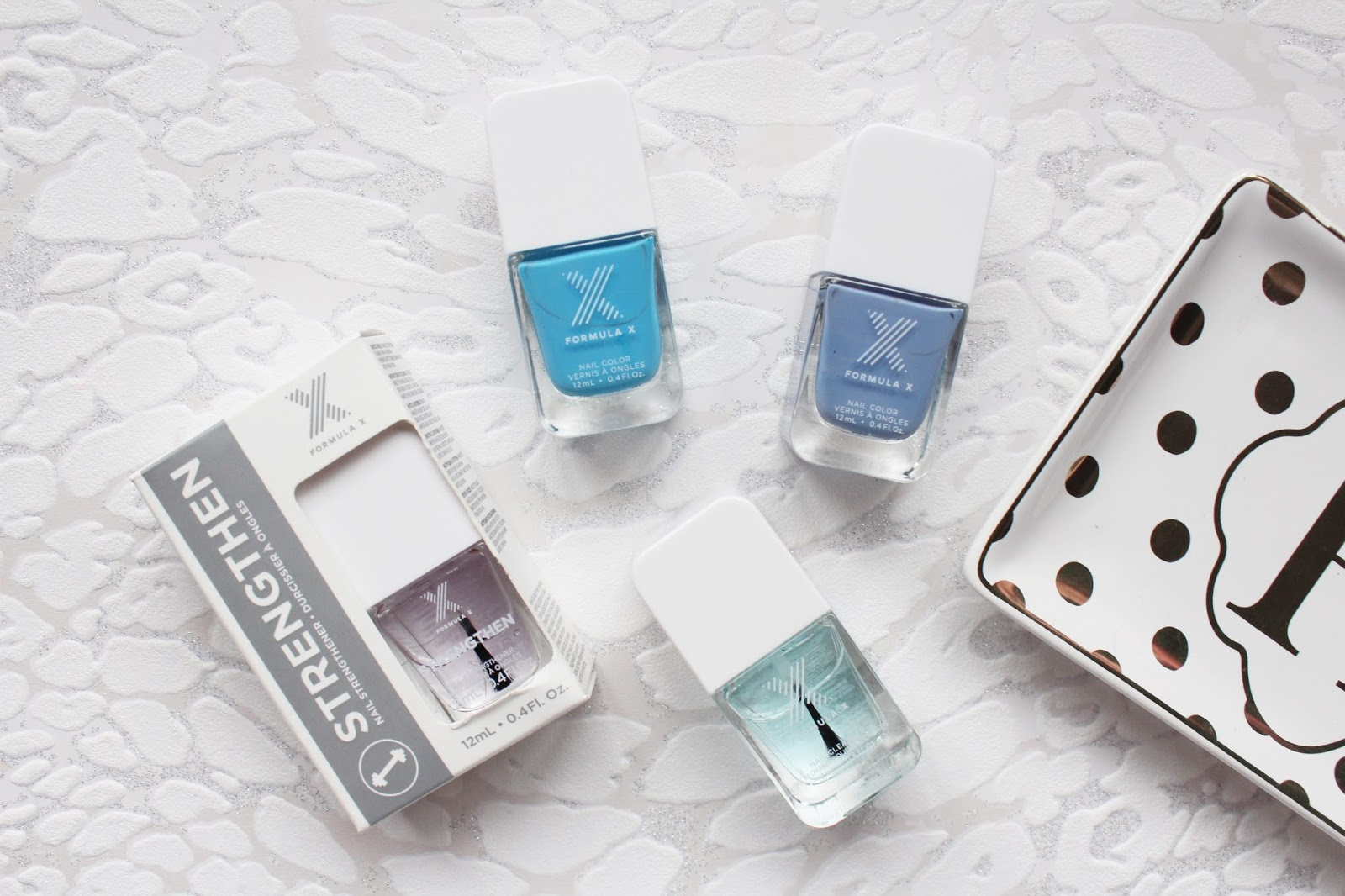 Formula X Polishes & Treatments Review