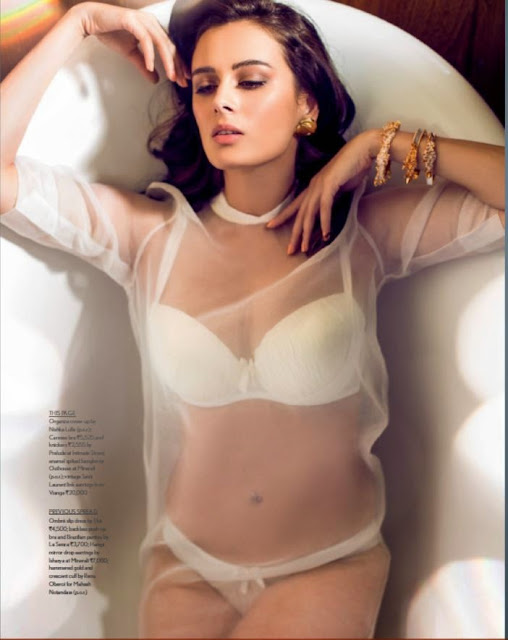 Evelyn Sharma Hot Bikini Photoshoot for Maxim Magzine May 2015