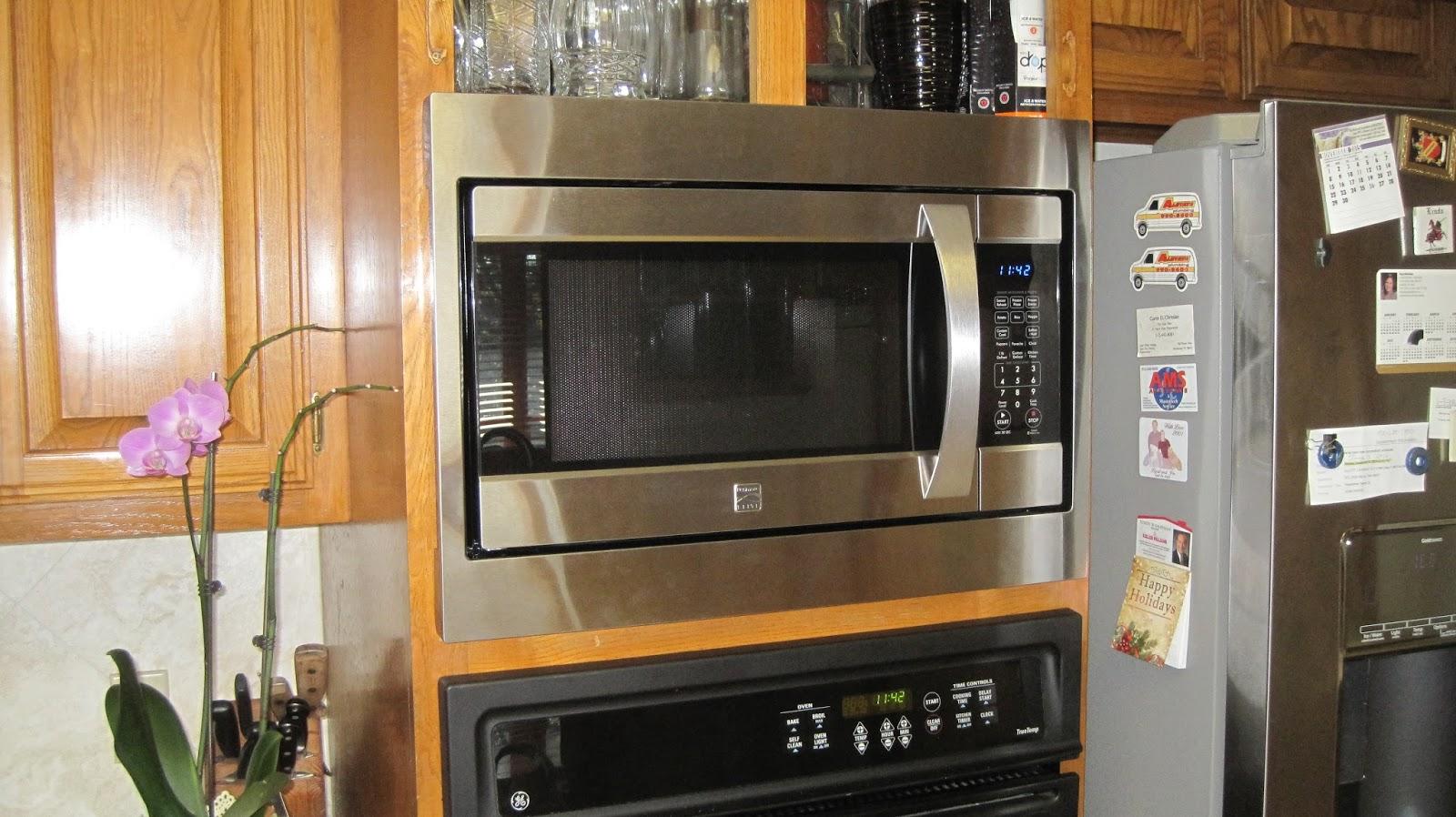 Kenmore Elite Microwave Trim Kit Bestmicrowave