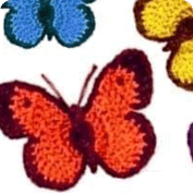 Mariposas a Crochet
