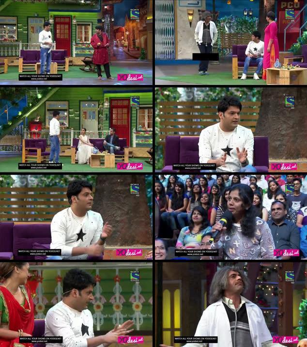 The Kapil Sharma Show 24 July 2016 HDTV 480p