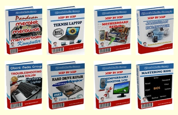 Ebook Panduan Teknisi Laptop Gratis