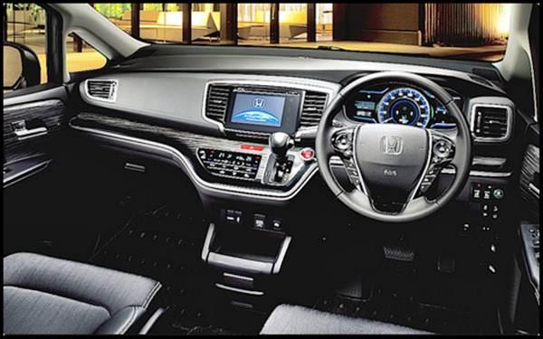 2016 Concept Honda Odyssey Hybrid Revolution Minivan