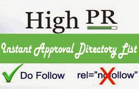 Top Instant Approval High Pr Directory Submission List 2017– Directory Site List!