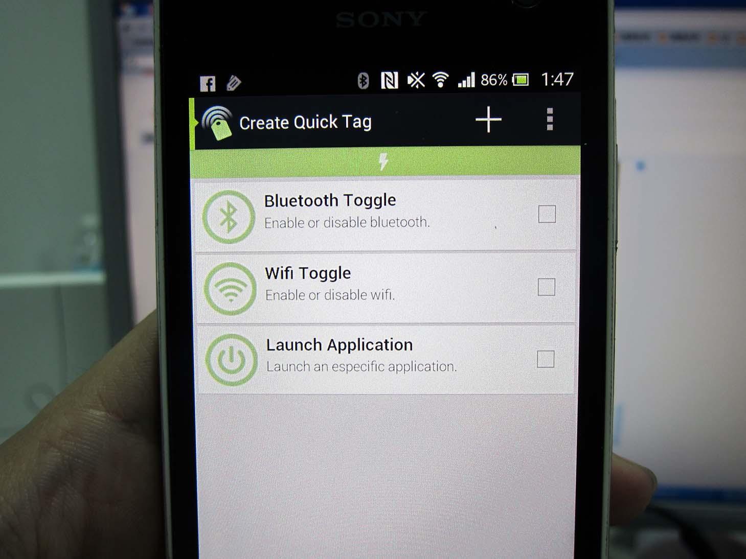 ..: NFC手機標籤貼紙開箱文