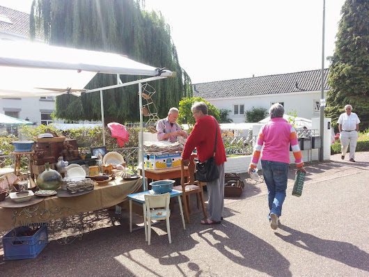 Brocante & Antiekmarkt Bemelen