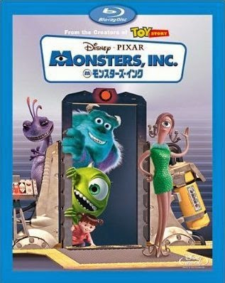Monsters Inc 2001 Hindi Dubbed Dual BRRip 720p 800mb