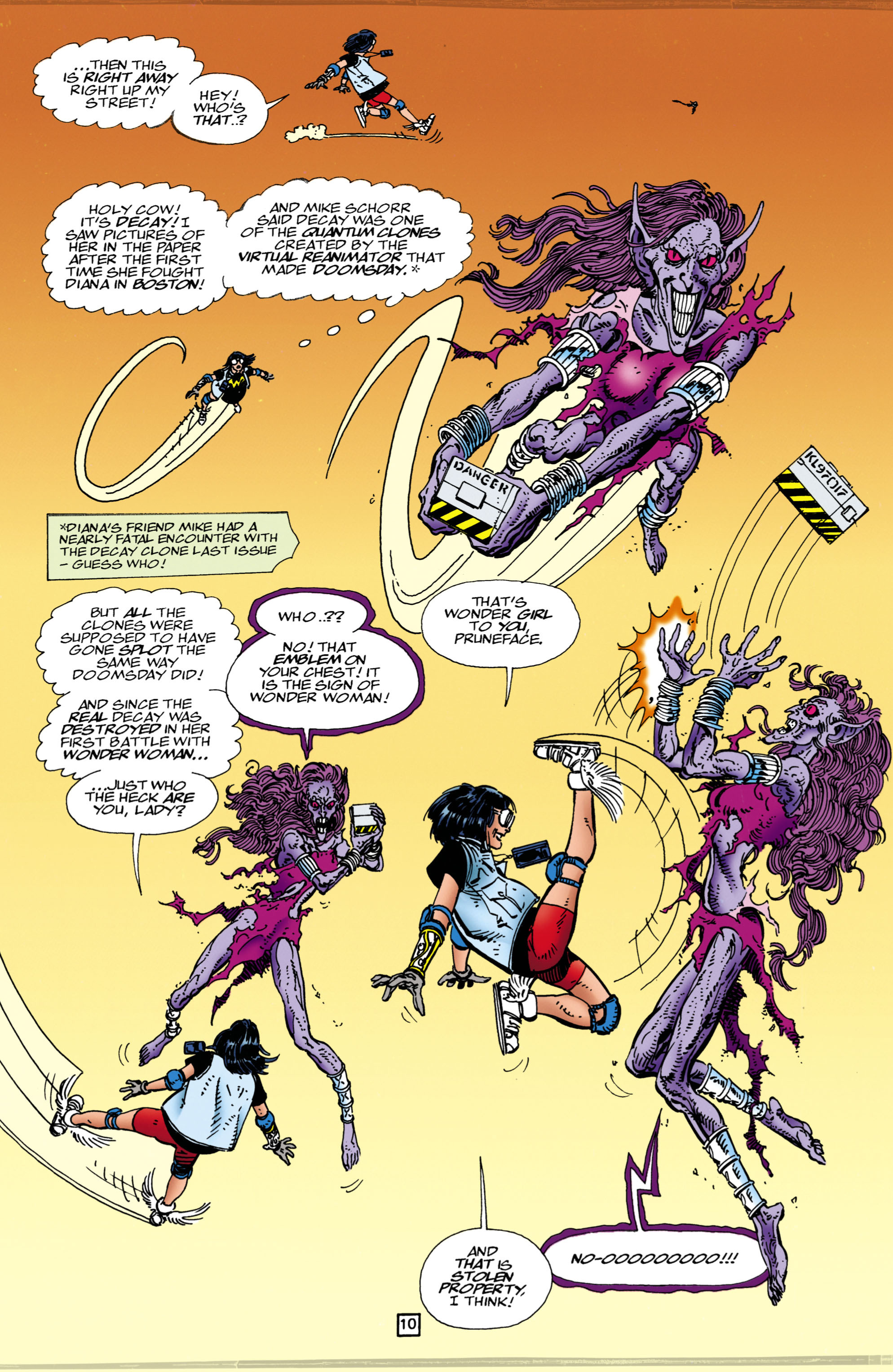 Read online Wonder Woman (1987) comic -  Issue #113 - 11
