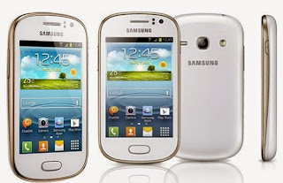 Harga Samsung Galaxy Fame Seri GT-S6810 terbaru