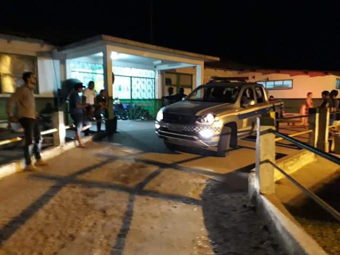 POLICIAL MILITAR ESFAQUEADO POR VAGABUNDOS FOI TRANSFERIDO PARA SANTARÉM.