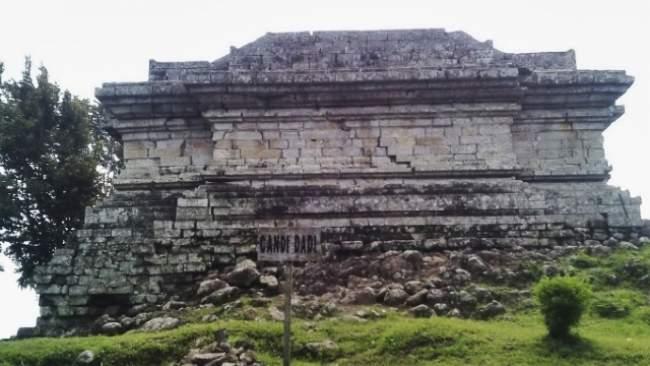 Candi Dadi Tulungagung, Wisata Sejarah Penuh Misteri