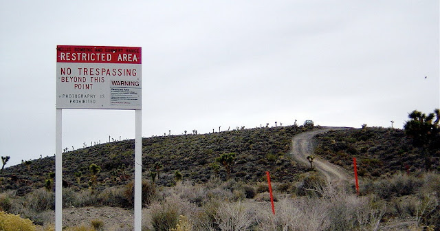 area 51 cannot be visited by everyone