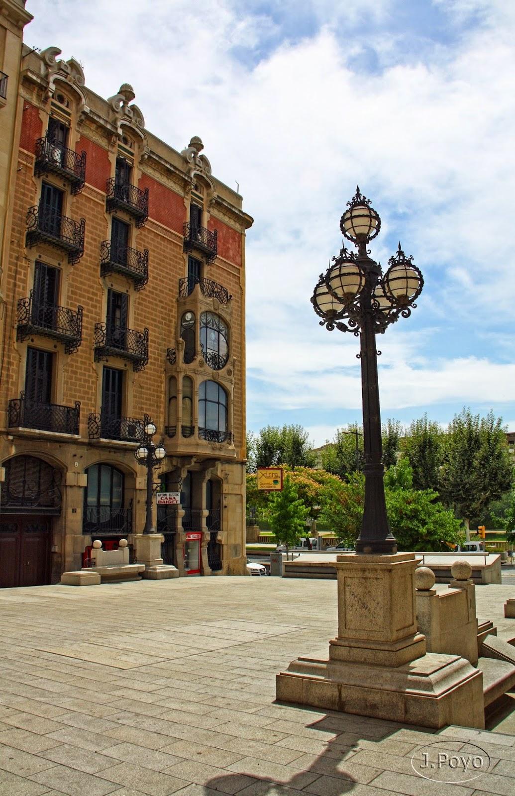 Plaza San Francisco, Sant Francesc de Lleida
