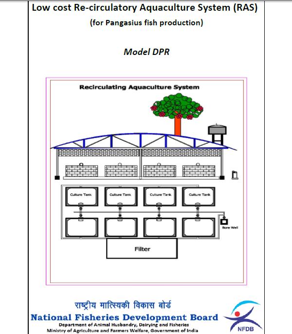 DETAIL PROJECT REPORT (DPR) OF RECIRCULATING AQUACULTURE
