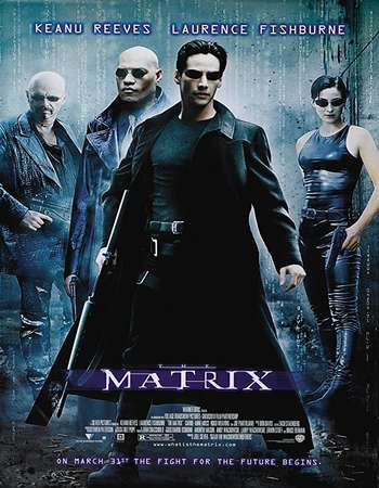 The Matrix 1999 Hindi Dual Audio 650MB BluRay 720p ESubs HEVC
