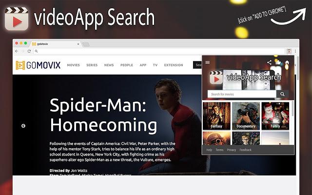 VideoApp Search (Extensión)