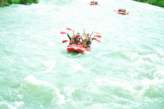 rafting  citarum 1