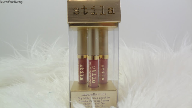 Stila Naturally Nude Stay All Day® Liquid Lipstick Set
