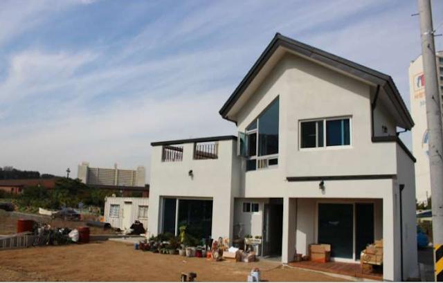 model rumah desa minimalis,bentuk rumah sederhana tapi elegan,