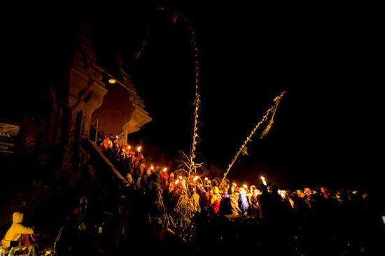 festival Hindu Yadnya Kasada Gunung Bromo