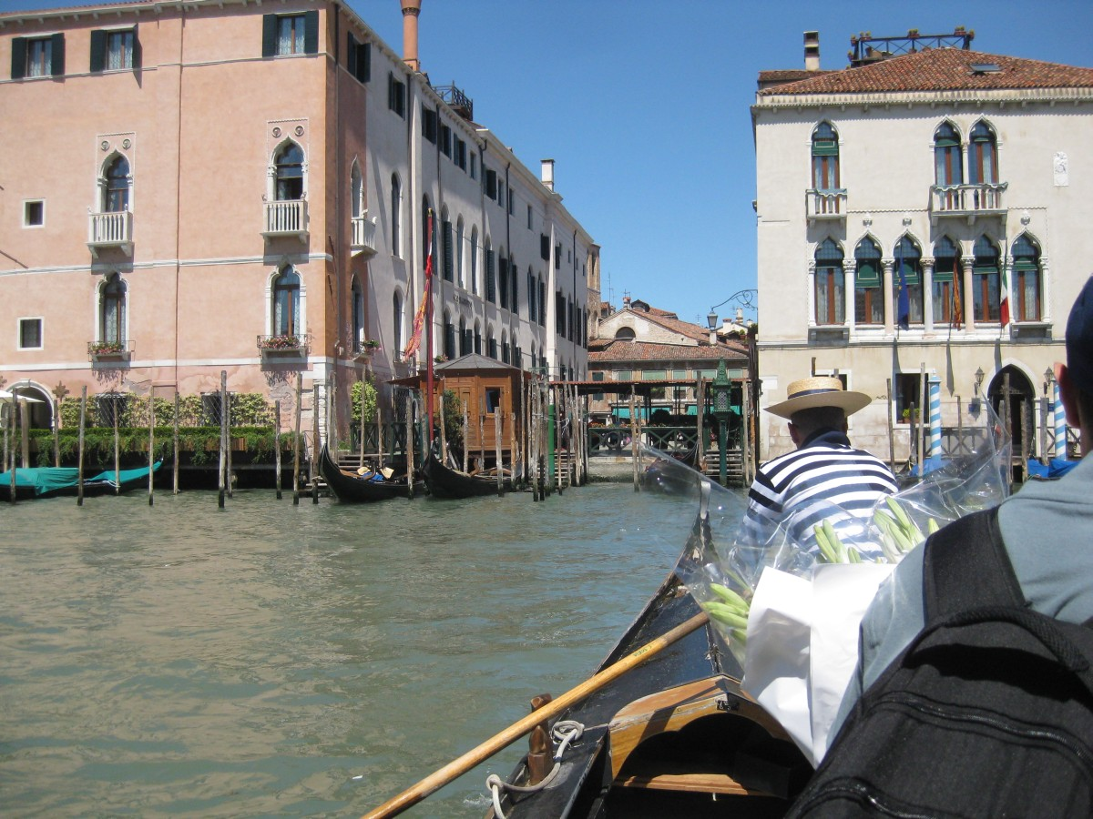 Traghetto in Venedig