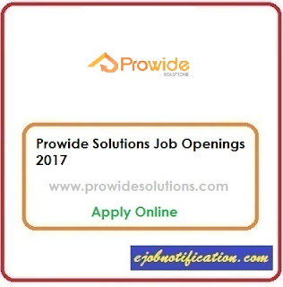 Prowide Solutions Hiring Freshers Android Developer Jobs in Bangalore Apply Online