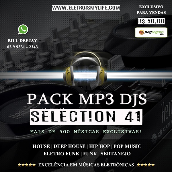 Pack Mp3 Djs Selection 41