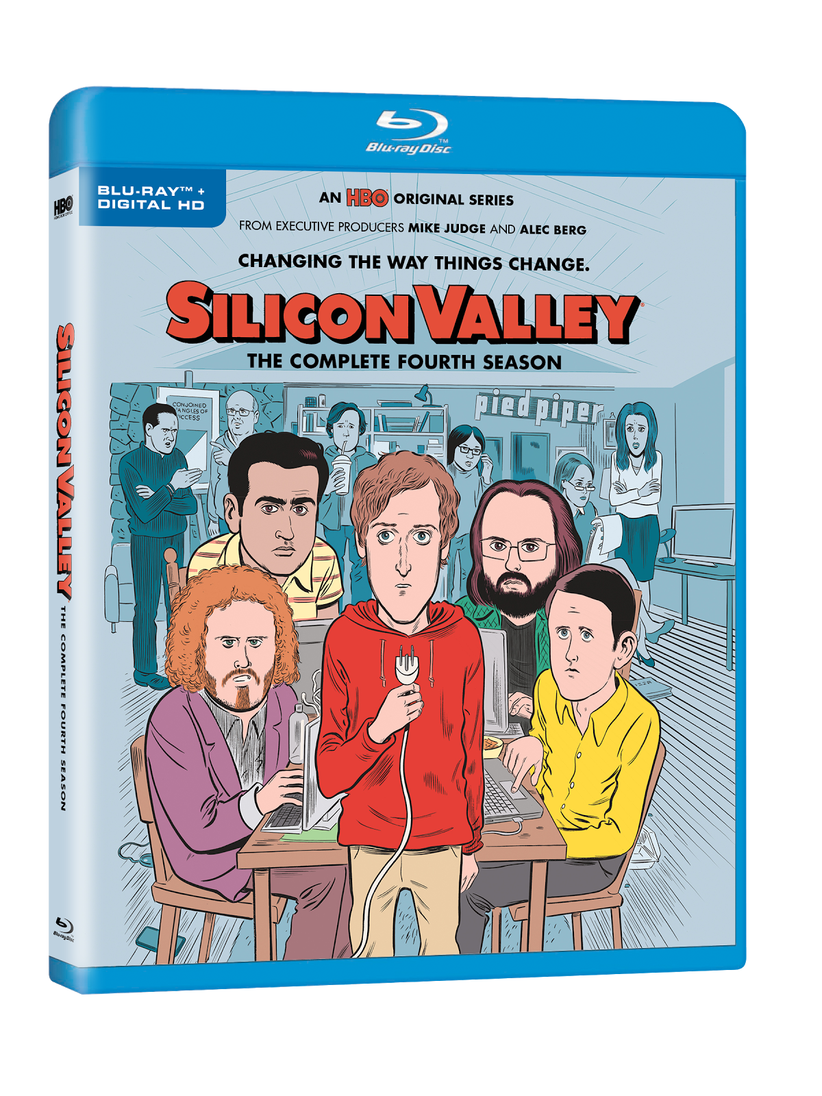 COMPLETED: Enter our Silicon Valley Season 4 Digital