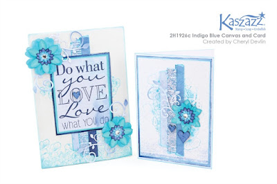 http://www.kaszazz.com/The3CustomerEvents/2HWorkshops/2h1926c-indigo-blue-canvas-and-card