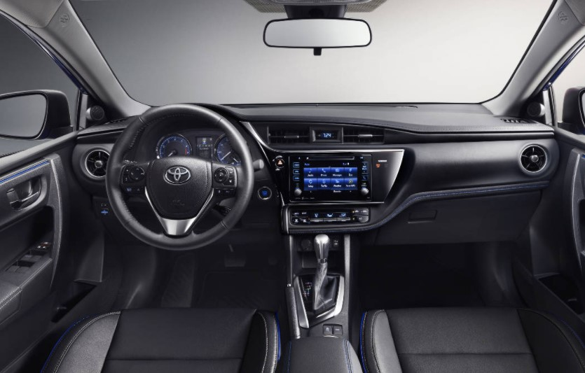 2019 Toyota Corolla Se Lease
