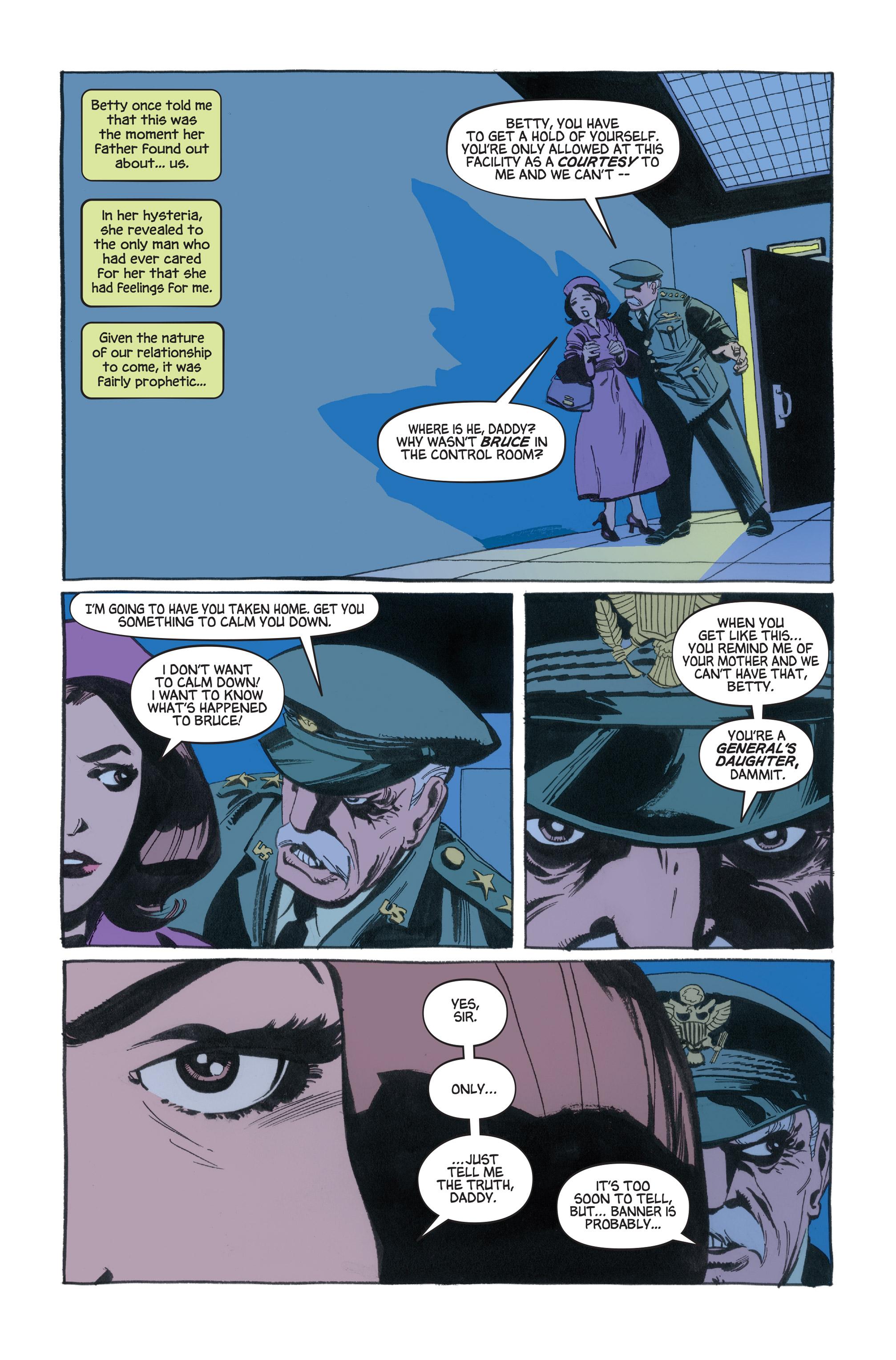 Read online Hulk: Gray comic -  Issue #1 - 10