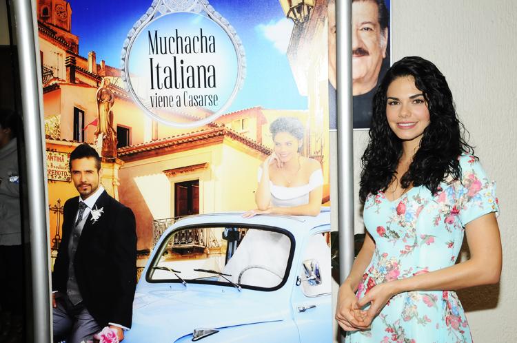 Livia Brito es Fiorela Bianchi en la telenovela de Televisa Muchacha italiana viene a casarse | Ximinia