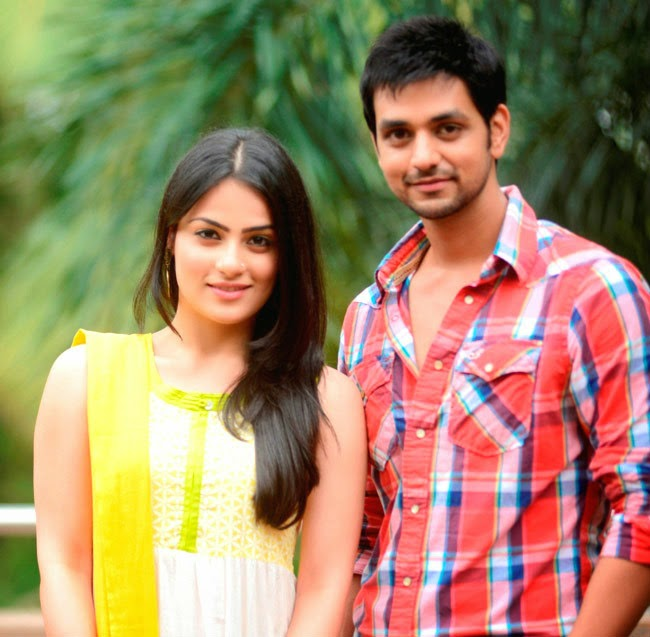 Shakti Arora and Radhika Madan