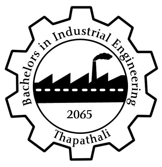 Bachelors in Industrial Engineering,IOE Thapathali