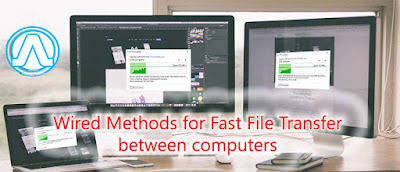Why wasting time using the Common methods of file transfer?