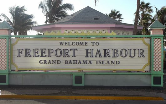 Second Port of Call Freeport Bahamas!!!!!