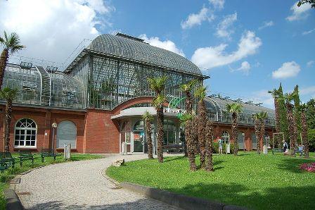 Palmengarten, Frankfurt