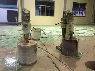 Khoan cắt bê tông Ninh Thuận